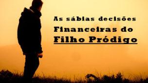 Acertos financeiro filho prodigo